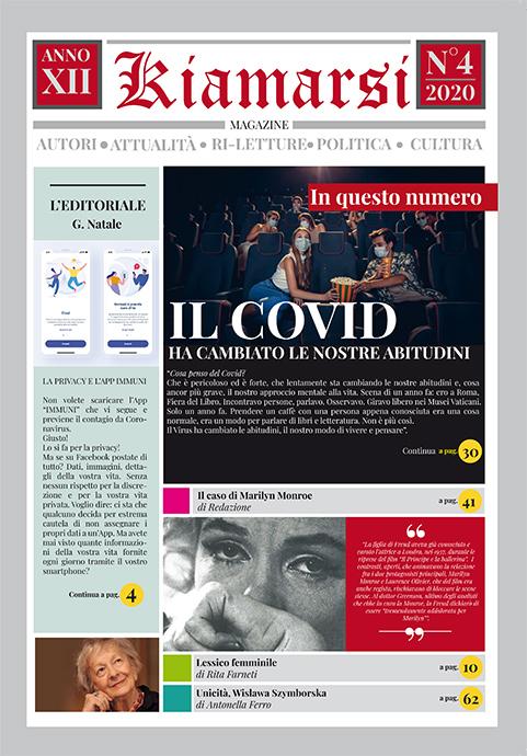 Giornale Kiamarsi Magazine