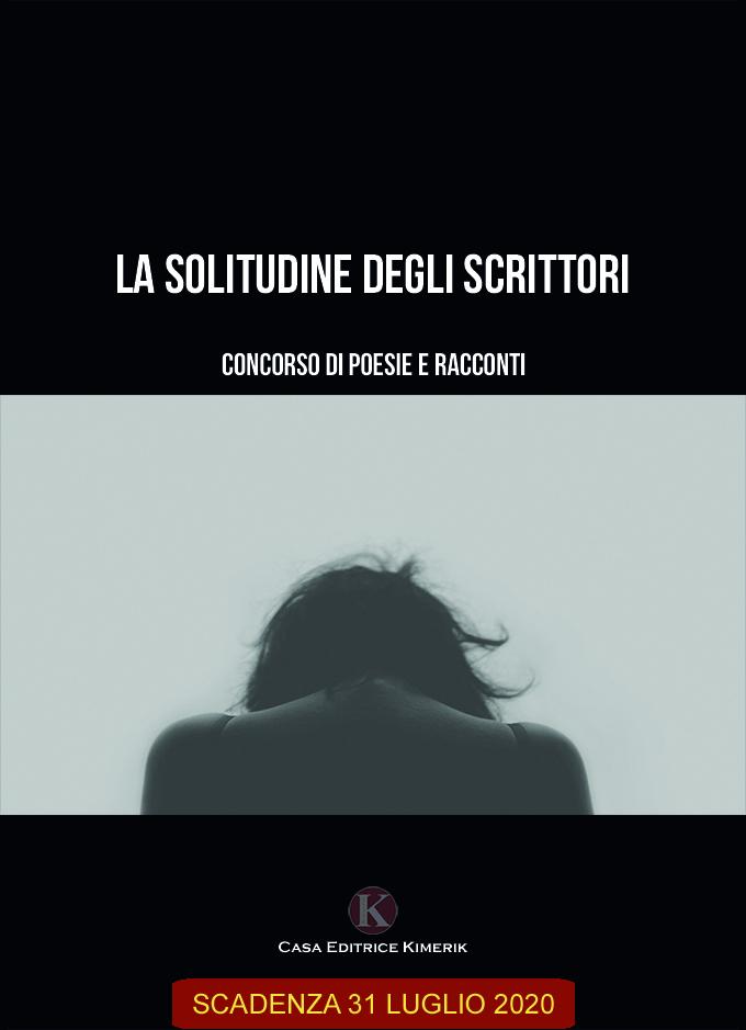 La solitudine degli scrittori - I Edizione