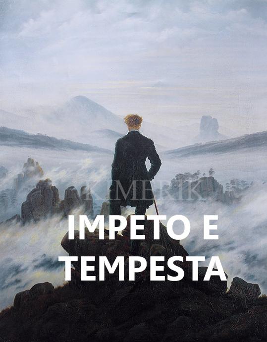 Impeto e Tempesta - Concorso I Edizione