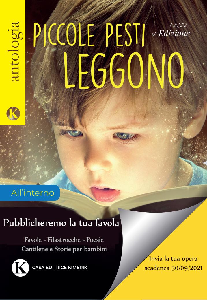 Piccole Pesti Leggono - VI Edizione