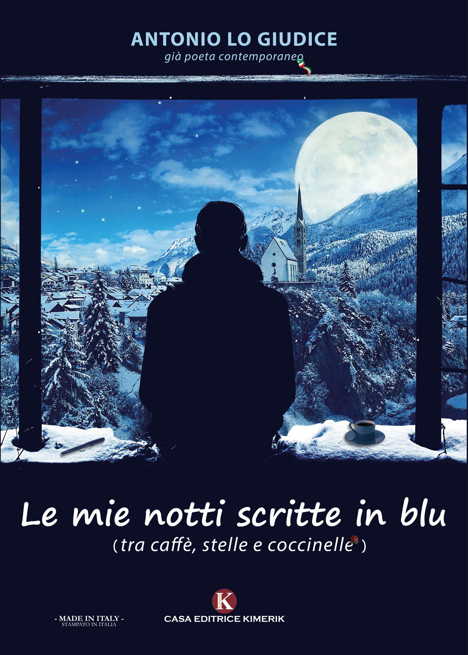 Le mie notti scritte in blu